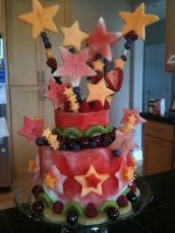 Watermelon Cake Decorating Ideas 50 Best Fruit Cakes Images On Pinterest Fruit Cakes Watermelon