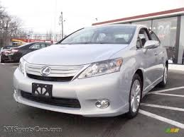 lexus hs 250h options 2010 lexus hs 250h hybrid premium in silver opal mica photo 3