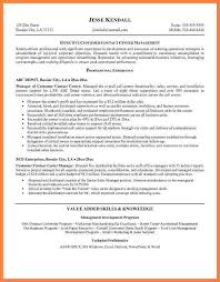 resume sample of a call center agent