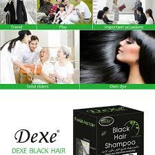 best hair dye brands 2015 2015 best sale products dexe hair black shoo hair coloring