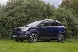 ssangyong korando ssangyong korando review we buy any car blog