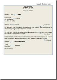 what are the seven parts of a business letter u2014 the thriving