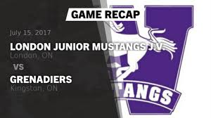 junior mustangs ljm varsity junior mustangs j v canada