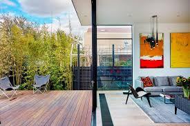 sensible alterations enliven small semi detached melbourne house