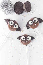 oreo bat cookie sticks made to be a momma