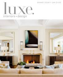 Dania Northbrook Hours by Luxe Magazine November 2016 Orange County San Diego By Sandow