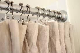 Restoration Hardware Shower Curtains Designs Restoration Hardware Linen Curtains Home Design Ideas