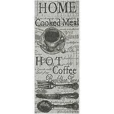 tapis de cuisine et gris tapis de cuisine carreaux de ciment 50x120cm en vinyle vistacimen2