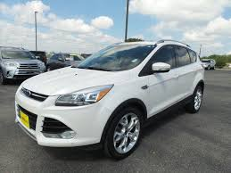 2014 Ford Escape Air Filter Location Used Escape For Sale Mac Haik Ford Lincoln