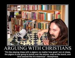 holy crap i ve been demotivated playing chess with pigeons