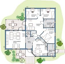plan maison en u ouvert plan maison plan maison moderne page archionline with plan maison