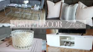 home decor haul home goods tj maxx big lots u0026 more youtube