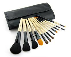 professional makeup artist tools high quality makeup brush set colorshine 12 cosmetic brush set