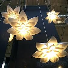 Lotus Pendant Light Lotus Pendant Light Lotus Pendant Light White Headstrongbrewery Me