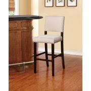 linon home decor products inc walt walnut gray bar stool linon outdoor bar stools walmart com
