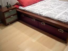 Stolmen Bed Hack Best Put Together A Stolmen 165x215 Cm Bed With Storage Ikea
