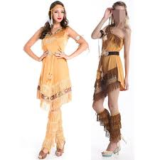 Pocahontas Halloween Costume Women Compare Prices Pocahontas Costume Shopping Buy