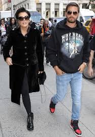 scott disick spotted with kris jenner kim kardashian
