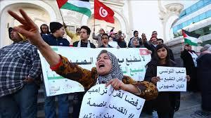 bureau immigration tunisie tunisie manifestation pour un projet de loi criminalisant la