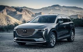 mazda new model 2016 2018 mazda cx 9 release date specs rumors car models 2017 2018