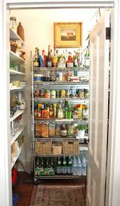 kitchen effective pantry shelving designs for well organized building
