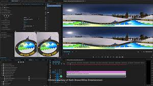 how to capture edit and composite immersive video for vr youtube