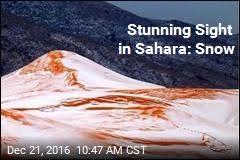 Snow In Sahara Sahara U2013 News Stories About Sahara Page 1 Newser