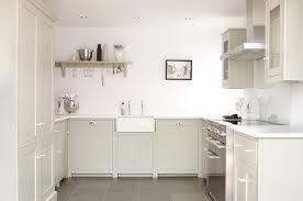 the silverdale shaker kitchen by devol farmhouse kitchen