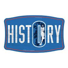 Home Decor Stores In Oklahoma City by Oklahoma City Thunder Westbrook History Wood Sign Oklahoma City