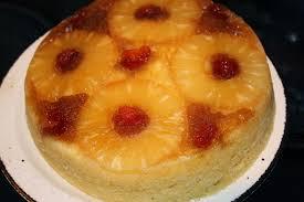 jibberjabberuk microwave upside down pineapple cake