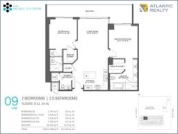 Echo Brickell Floor Plans Rise At Brickell City Centre New Miami Florida Beach Homes