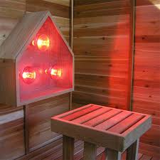 led near infrared light infrared sauna ls near infrared led light bulbs wood sauna with
