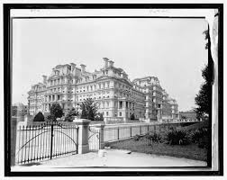 executive office rare 1890s photo of old executive office building ghosts of dc