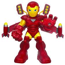 amazon com iron man rocket boost iron man toys u0026 games