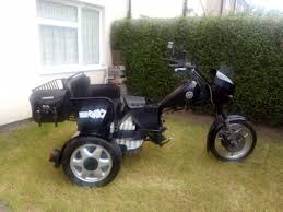honda cx500 trike for project no engine in seacroft west