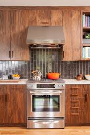 Best Things For My Kitchen Images On Pinterest Kitchen Gray - Vertical subway tile backsplash
