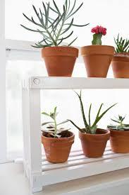 Herb Shelf Window Ledge Plant Shelf U2013 A Beautiful Mess
