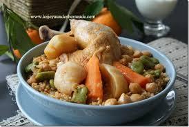 cuisiner un couscous couscous de boulghour au poulet les joyaux de sherazade