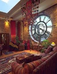 Steampunk Home Decor Ideas by Our New Steampunk Living Room Still A Work In Progress