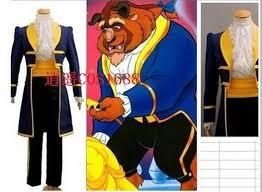 Beast Halloween Costumes Prince Beast Costume Beauty Beast Costume Men Belle