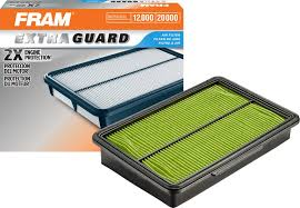 amazon com fram ca10542 extra guard panel air filter automotive