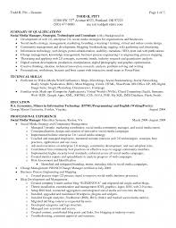 cloud writing paper resume summary section examples template resume sample job qualifications examples for resume job