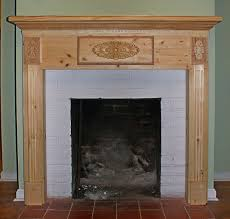concrete fireplace mantel shelf fireplace ideas