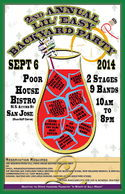 lil easy backyard vip party san jose ca september 6 2014 home