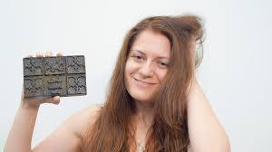 Chestnut Hair Color Pictures Lush Henna Hair Dye Caca Marron Youtube