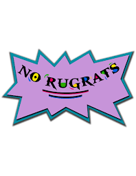 rugrats no rugrats womens tshirt u2013 the club of odd volumes
