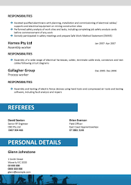 copy and paste resume template saneme