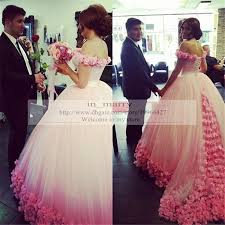 victorian ball gown wedding dresses princess style 2015 arabic off