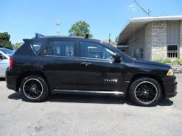 jeep compass wheels black jeep compass in michigan for sale used cars on buysellsearch