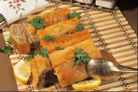 recette de cuisine viande recette de bourek viande hachée et carvi facile et rapide